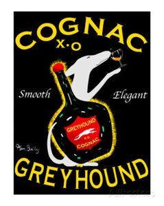 Cognac Greyhound