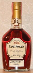 Hennessy Camp Romain 0,7L 1998