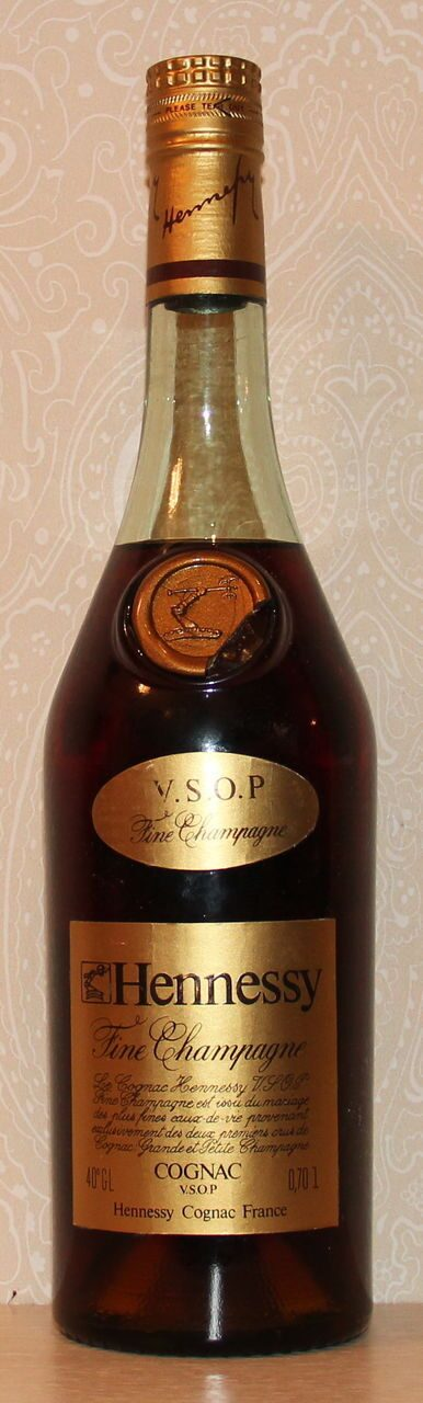 Hennessy VSOP Fine Champagne 1970s