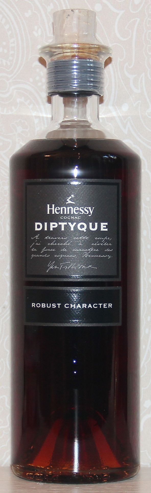 Hennessy Diptyque Robust Character 0,5L 2008