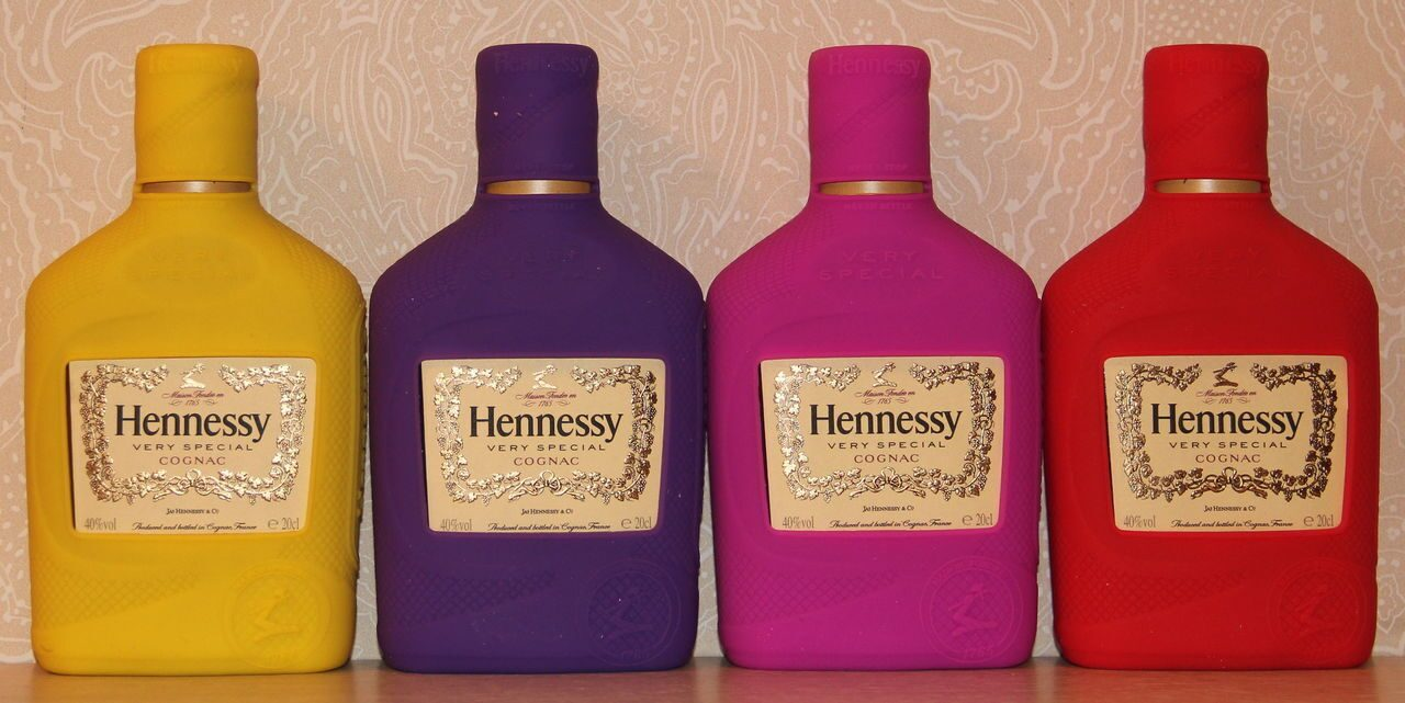Hennessy VS Flask 0,2L 2014
